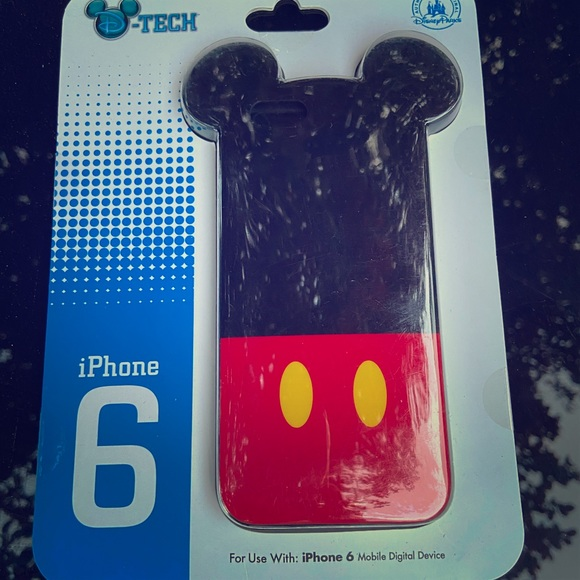 Disney Parks Mickey Mouse ear IPhone 6 case